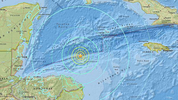 Σεισμός 7,6 Ρίχτερ στην Καραϊβική – Ήρθη η προειδοποίηση για τσουνάμι