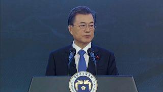 Olimpiadi e diplomazia: il presidente sudcoreano si dice pronto a incontrare Kim