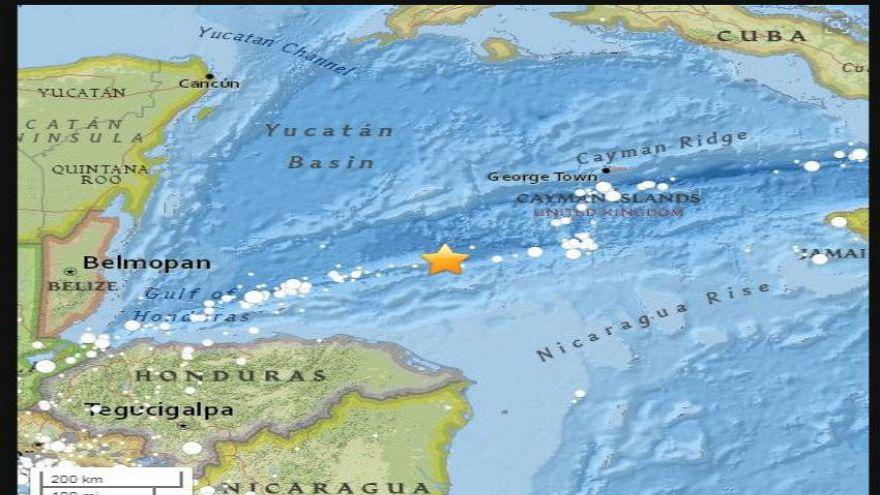 زلزال قوي يضرب الجزر العذراء بالكاريبي وتحذيرات من موجات تسونامي