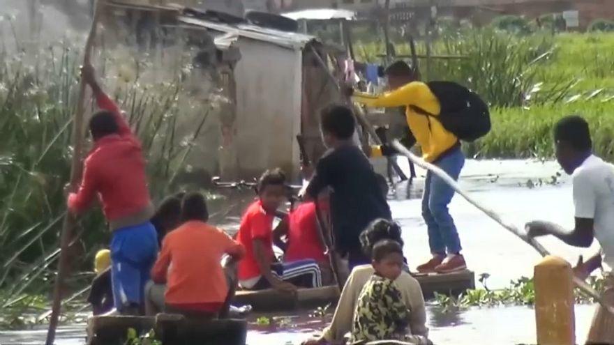 Madagascar, le cyclone Ava a été meurtrier