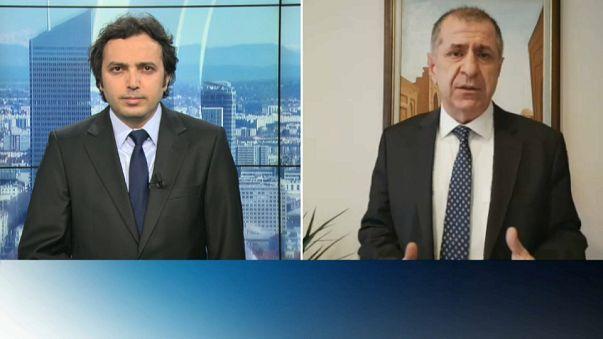Ümit Özdağ: 'Hedef demokratik parlamenter düzene dönmek'