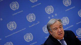 Κύπρος- Έκθεση Γκουτέρες: Πρέπει να αποπυροδοτηθούν εντάσεις στην κυπριακή ΑΟΖ