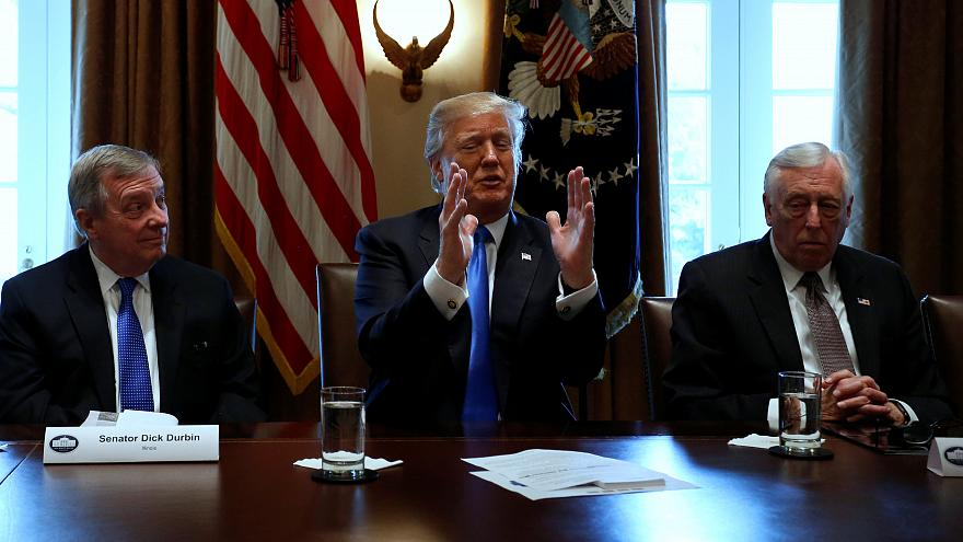 Immigration : Trump prêt à négocier