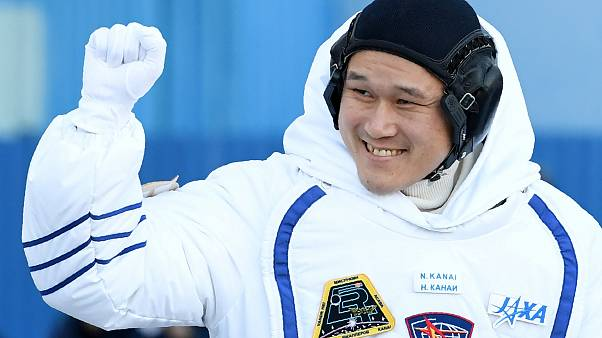 Συγγνώμη από Ιάπωνα αστροναύτη για το ψέμα ότι ψήλωσε στο διάστημα!