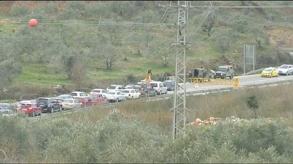 إسرائيل تفرض إغلاقاً على مدينة نابلس وما حولها بعد مقتل مستوطن