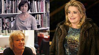 هنرپیشه مشهور فرانسوی: تلاش مردها برای برقراری رابطه با زن ها جرم نیست