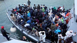 Migrants : un mini sommet à Rome