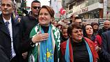 Turkey's Good Party emerges as serious challenger to Erdogan