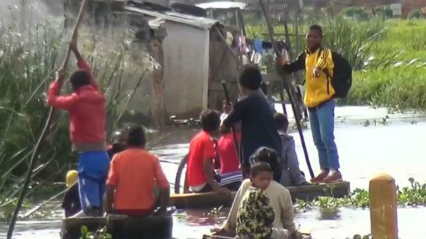 Ciclone mata 29 pessoas em Madagáscar