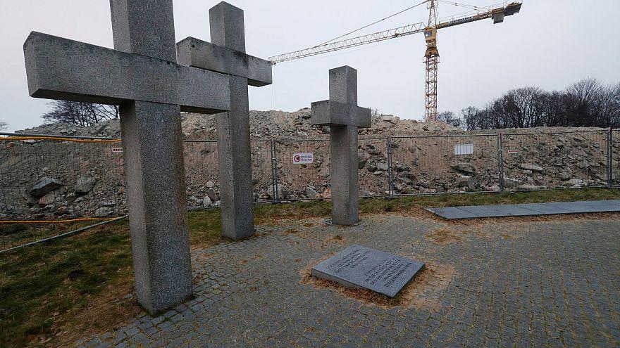 100 Gräber von deutschen Soldaten in Tallinn entdeckt