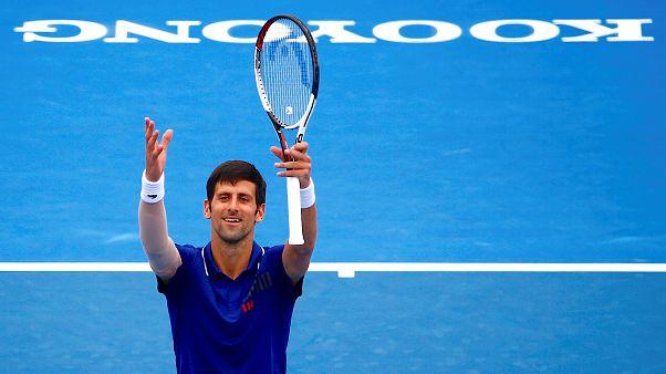 Melbourne: Novak Djokovic è tornato!