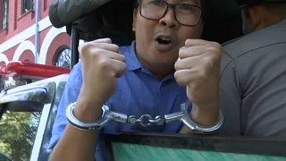 União Europeia pressiona Myanmar por causa de jornalistas detidos