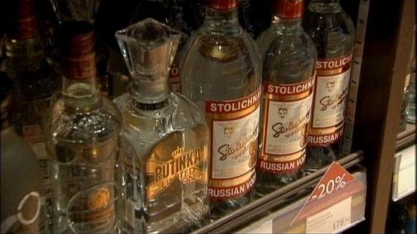 """Russia batte Benelux nella """"battaglia della Vodka"""""""