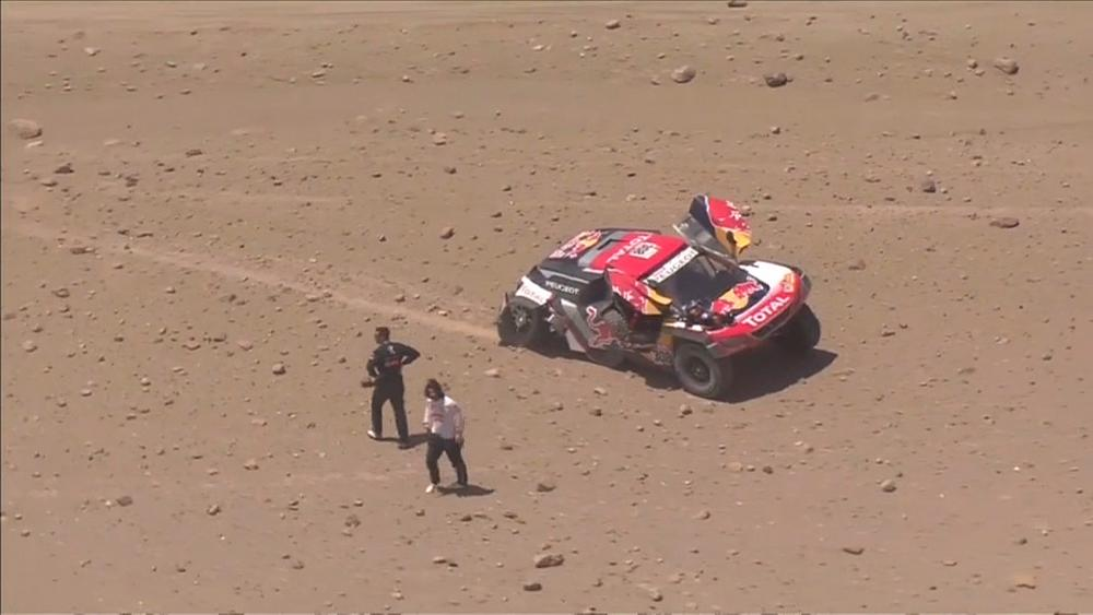 Rallye Dakar 2018: Prominente Ausfälle auf der vierten Etappe | Euronews