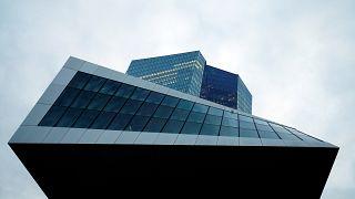 Tα κεντρικά γραφεία της Ευρωπαϊκής Κεντρικής Τράπεζας