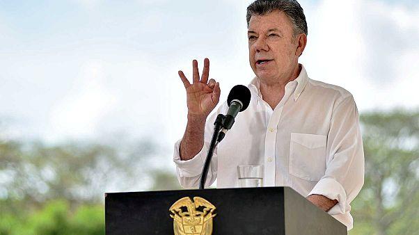Santos suspende el proceso de paz en Colombia