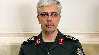 عالیترین مقام نظامی ایران کشته شدن معترضان ناآرامیهای اخیر را مشکوک خواند