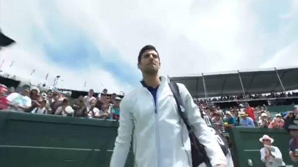 Djokovic győzelemmel tért vissza