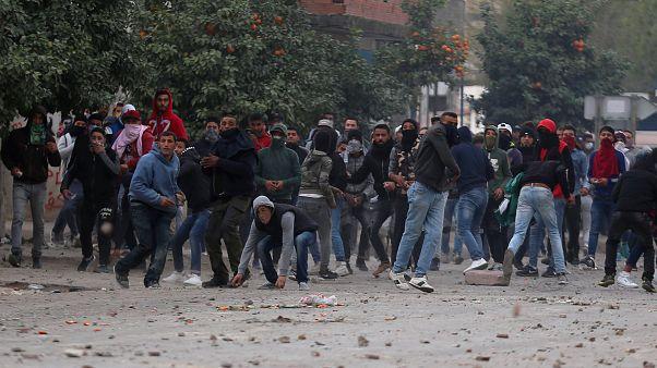 Colère persistante en Tunisie