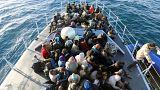 جزيرة أوروبية تبحث عن مهاجرين