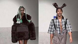 Londra Moda Haftası 2019'un trendlerini belirledi
