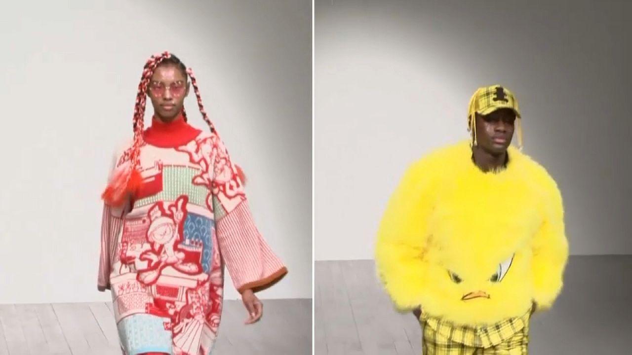 Cultura Pop en la Semana de la Moda en Londres