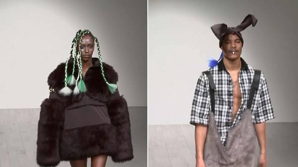 Bugs Bunny inspired creation from Bobby Abley