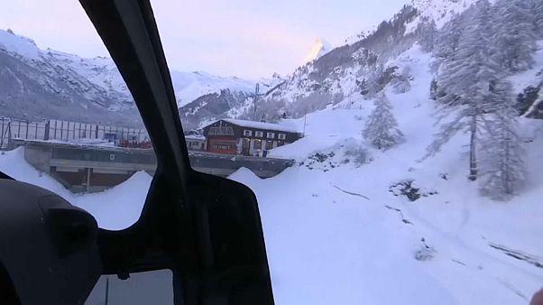 Svizzera, maltempo: rischio valanghe