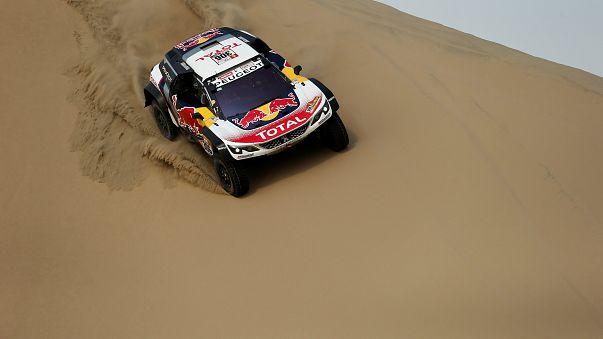 Dakar : Sébastien Loeb arrête