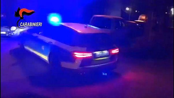 11 Mafia-Verdächtige werden nach Italien überstellt