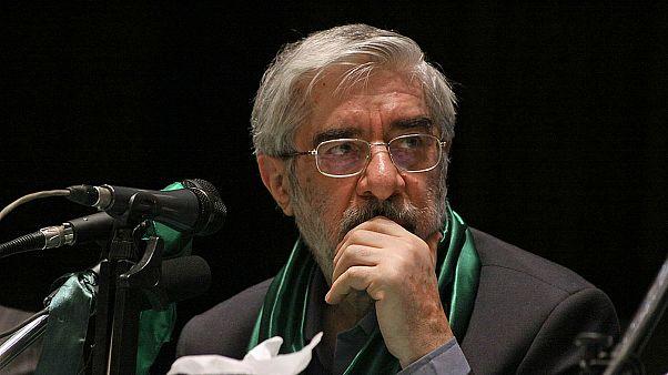 میرحسین موسوی در بیمارستان مورد معاینه قلب قرار گرفت