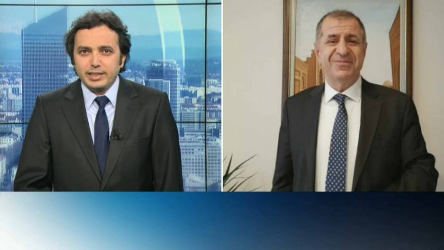 """""""Gute Partei"""" gegen Erdogan - Euronews spricht mit Ümit Özdag"""