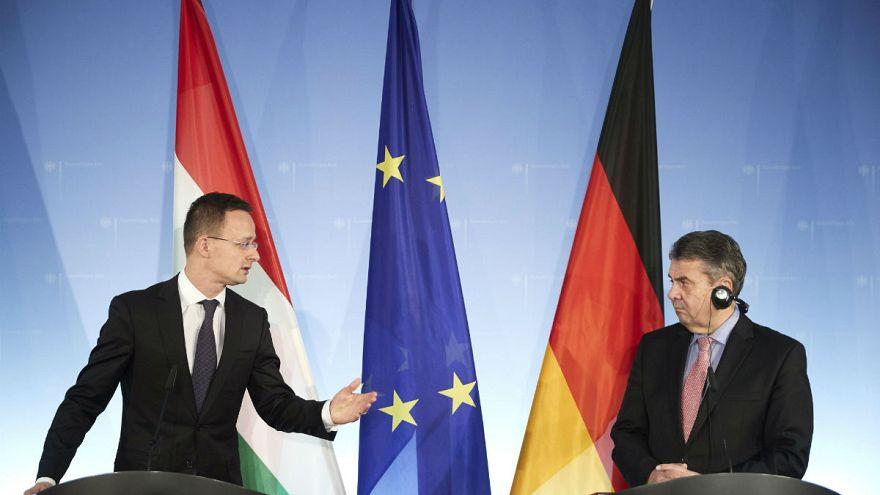 Migrációs ügyekben sok a német-magyar ellentét