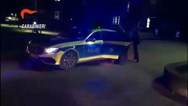 Monstre maffia-razzia Németországban és Itáliában