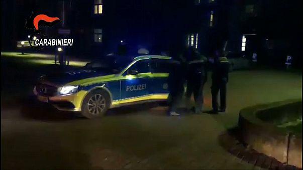 Polícia italiana espera extradição de membros da Máfia detidos na Alemanha