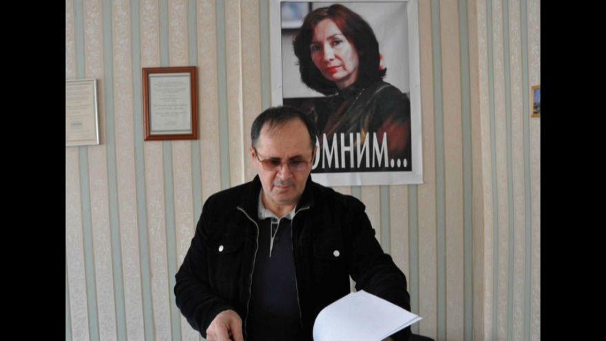 США и ЕС требуют освободить Титиева