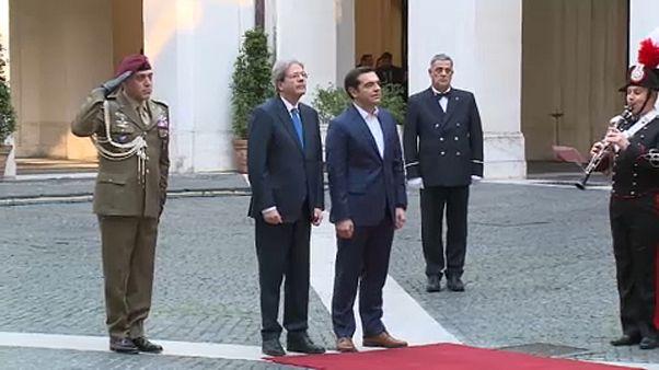 Dél-európai csúcs Rómában