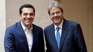 Лидеры Греции и Италии обсудили общие проблемы