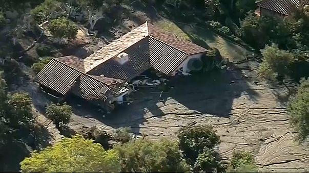 Santa Barbara shocked by loss of life in mudslides
