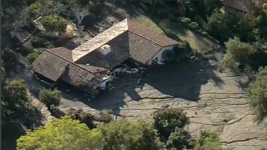 Inondazione in California: 15 morti