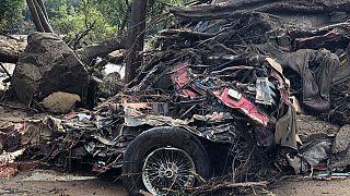 Aumentan a 15 las víctimas mortales tras las riadas en California