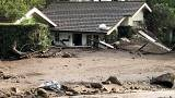 Depois dos incêndios, deslizamentos fustigam Califórnia