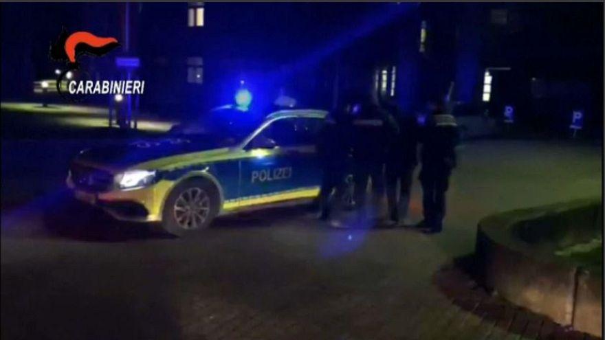 Germania: Blitz antimafia in quattro regioni