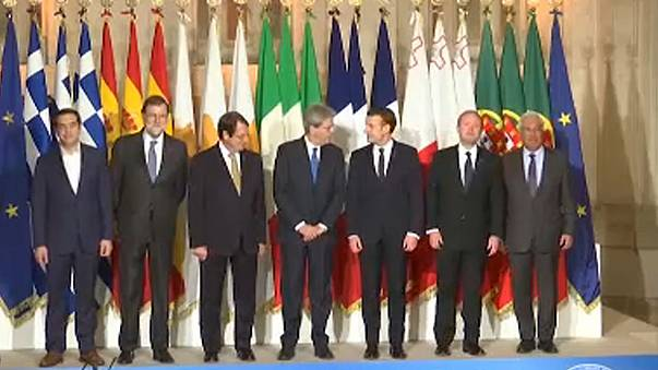 UE chamada a partilhar peso do fluxo migratório