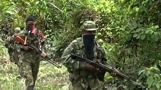 Богота приостанавливает переговоры с АНО