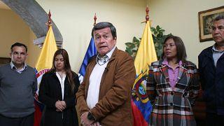 Colombie : les négociations de paix avec l'ELN volent en éclats