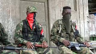 ELN rebels resume attacks as ceasefire expires in Colombia