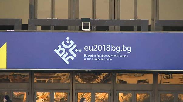 Bulgaria welcomes EU's top brass as presidential stint begins