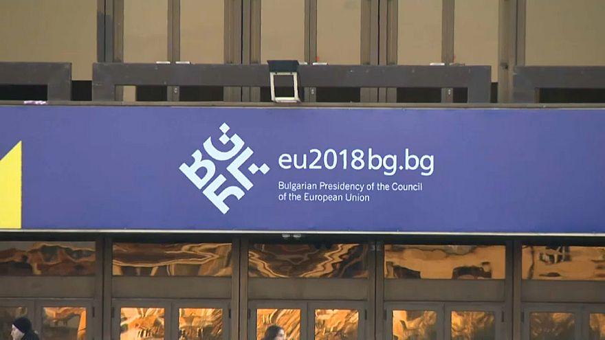 Bulgaria's opening EU presidency ceremony