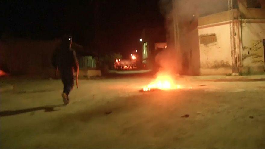 More violent protests in Tunisia